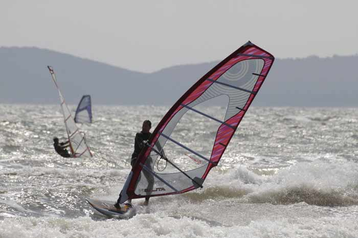 WindSurfing Sails: How it Works, Types buying Guide