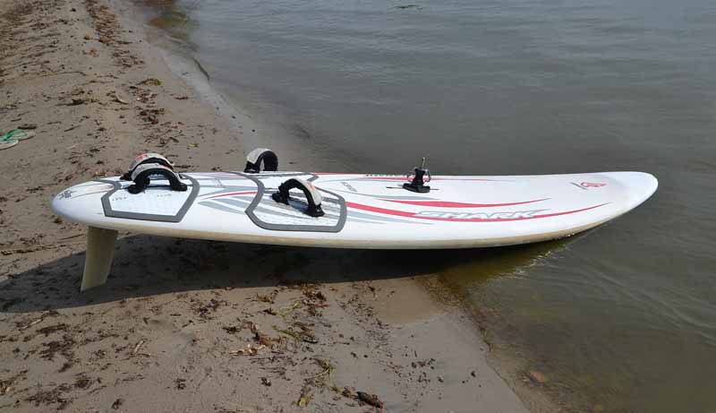 Windsurfing boards types