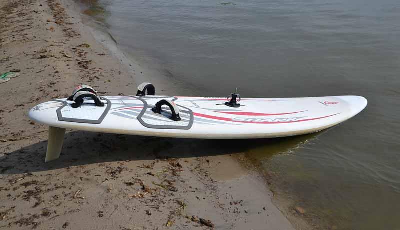 Windsurfing boards types