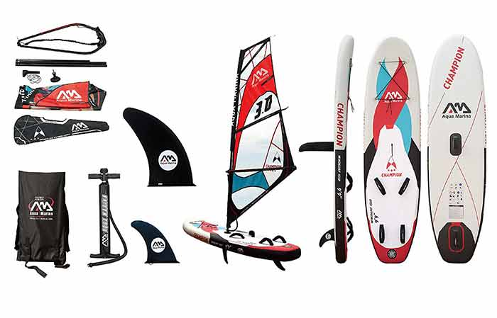 SUP Windsurf Infatable Stand Up Paddle Bord