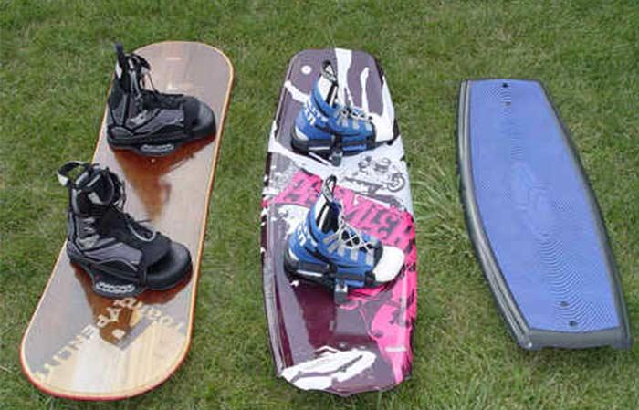 Wakeboarding Boards