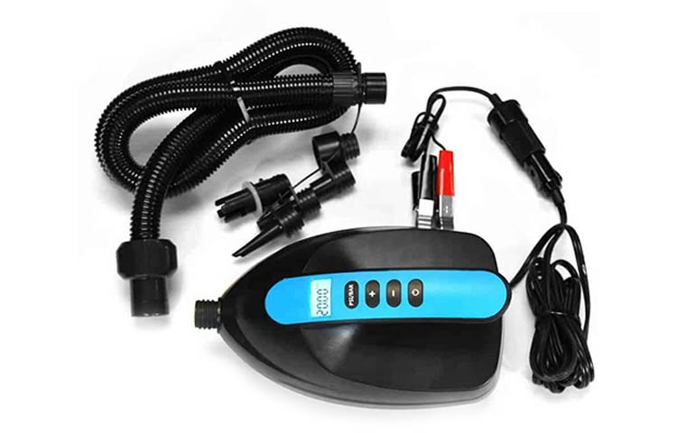 Seamax 20PSI Intelligent Double Stage Electric SUP Air Pump