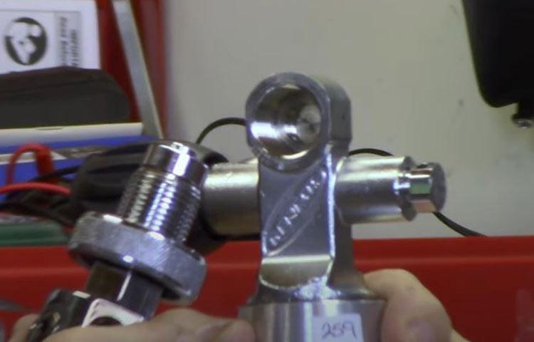 Din valve and Regulator