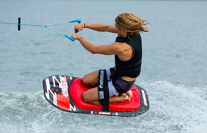 kneeboarding tips for safety and success