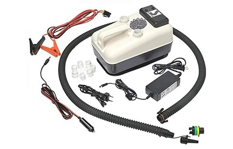 scoprega bravo electric pump