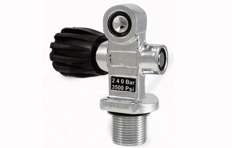 Yoke valve