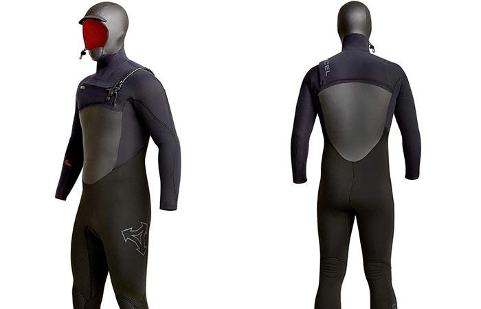 Infitiniti Hooded Fullsuit-EXCEL