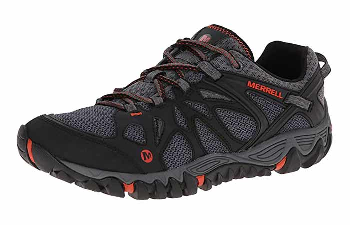Merrell hiking and water shoes-multipurpose
