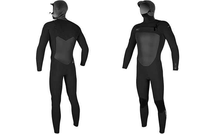Superfreak FUZE Hooded Wetsuit-Oneill