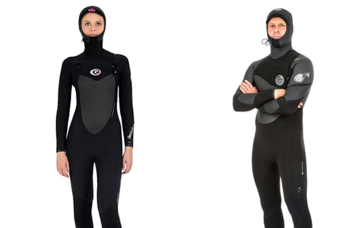 Rip Curl Hooded Wetsuits