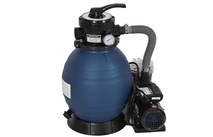 Best Choice Products Sand Filter Pool Pump
