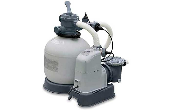 Intex 2650 GPH Sand Filter Pump