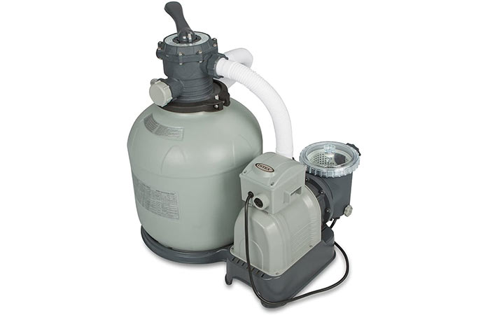 Intex Krystal Clear Sand Filter