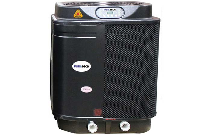 Puri Tech Quiet Heat Pool Pump