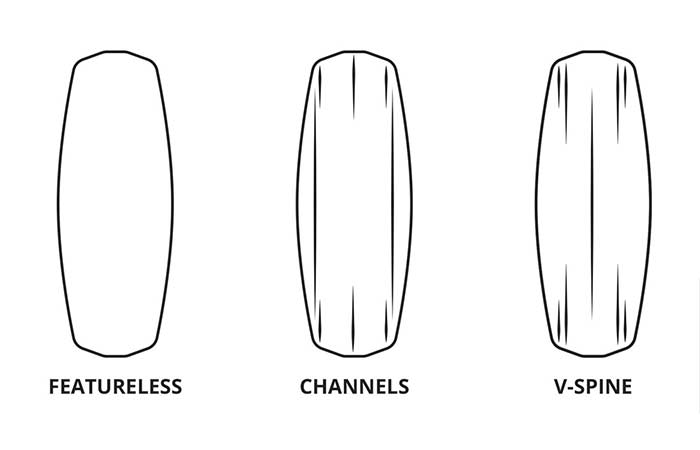 wakeboard shapes
