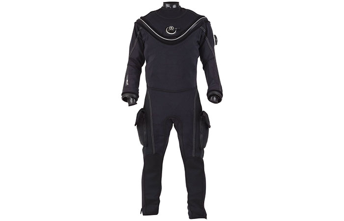 AquaLung Drysuit Men Black