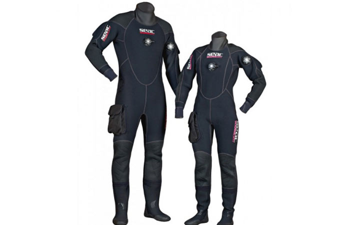 SEAC Drysuit