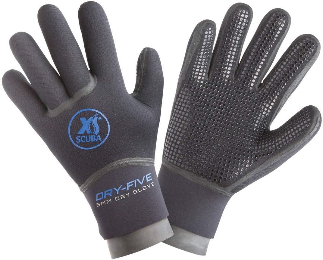 XS-Scuba 5mm Dry-Five Gloves
