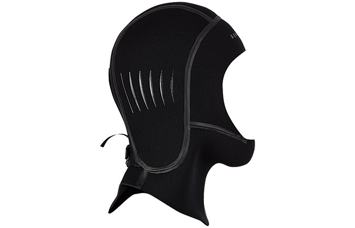 Drysuit head wear