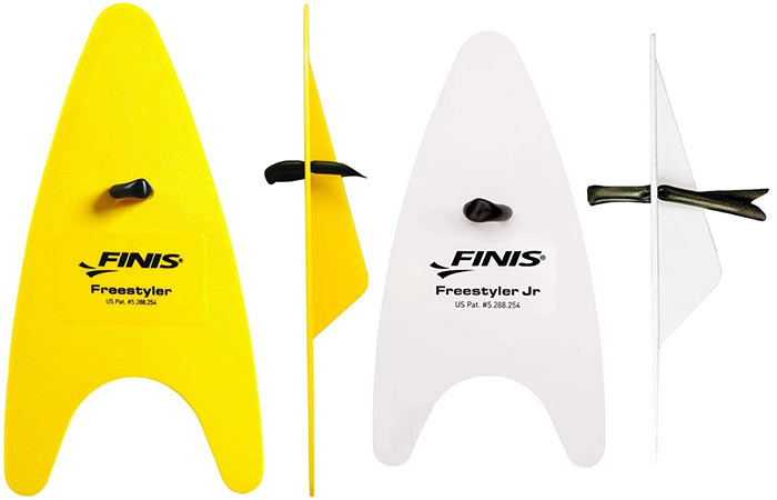 Finis Freestyler swim paddles for kids and adults kids