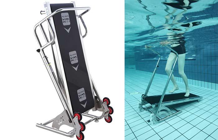 Aqua Creek Underwater Treadmill