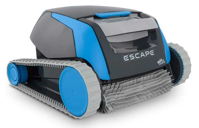 Dolphin Escape above ground pool vacuum cleaner