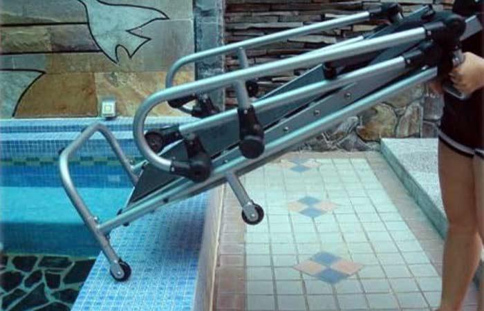 Flip N Go Underwater Treadmill