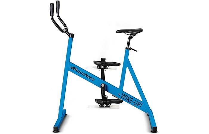 Wike-Up Pool Bike Blue