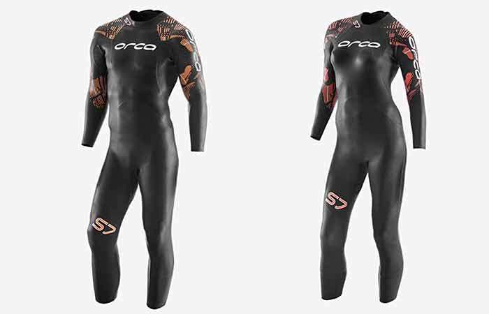 Orca S7 Wetsuit for women and men
