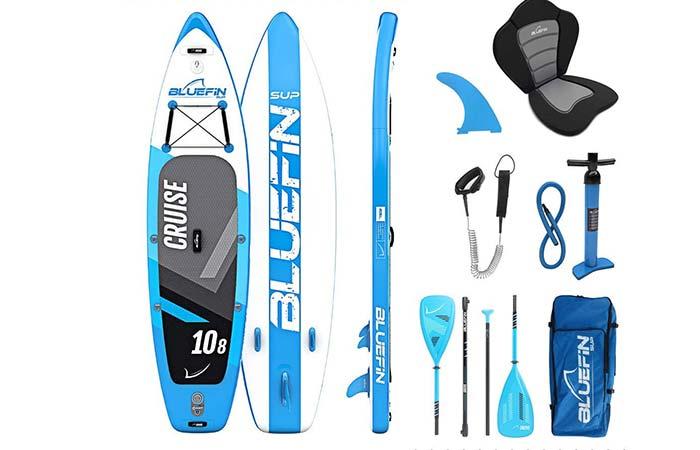 Bluefin Cruise SUP Kayak Combo