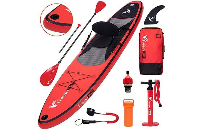 Freein SUP- Kayak Hybrid Inflatable Board