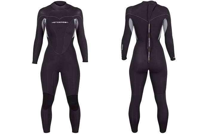 7mm Women's Thermoprene Pro Wetsuit Jumpsuit