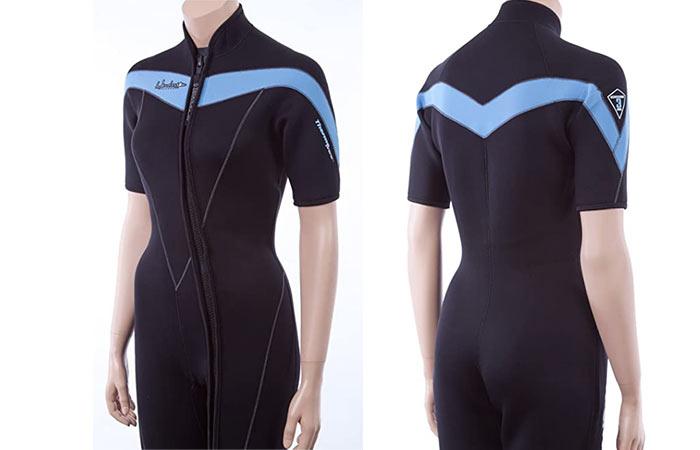 Henderson Shorty Springsuit wetsuit women