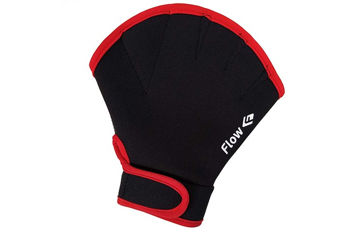 Flow Swimming Resistance training gloves