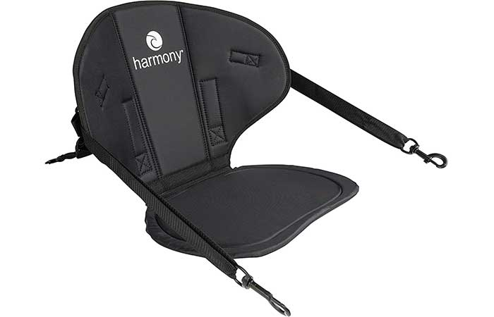 Harmony Gear Sit-on-top ISUP seat chair