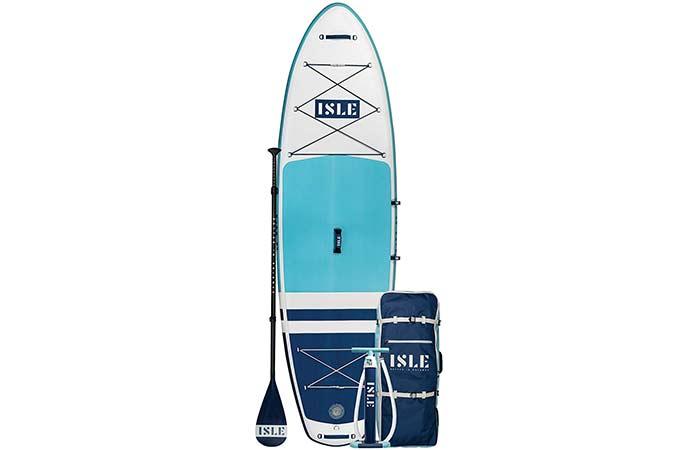 ISLE iSUP board Fishing