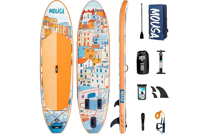 Mousa Inflatable Paddle Board