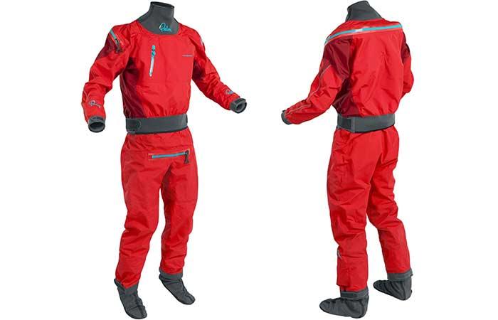 Palm Men's Atom Kayak Drysuit