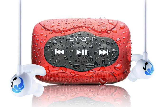 SYRYN MP3 music player bundle