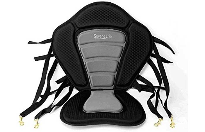 SereneLife Detachable Universal Paddle board seat
