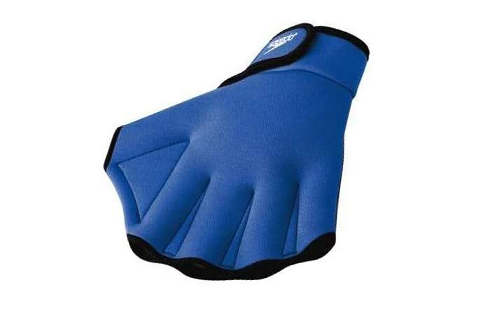 Speedo Aqua Fit swim gloves