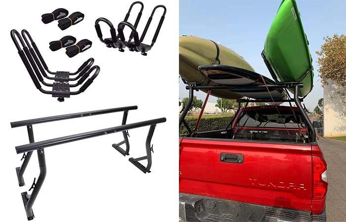 TMS  pickup truck sup rack