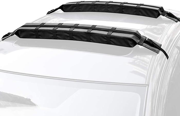 Woowave Paddle Board Universal Car Roof Rack