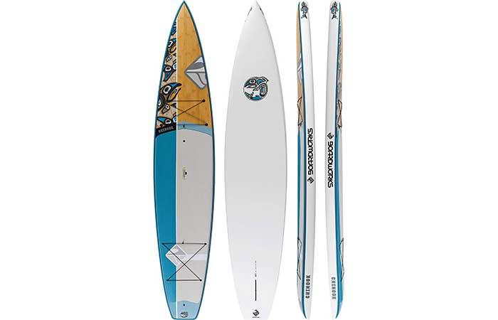Boardworks Chinook Bamboo Paddleboard