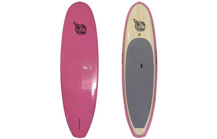 Totem SUP Board Bamboo