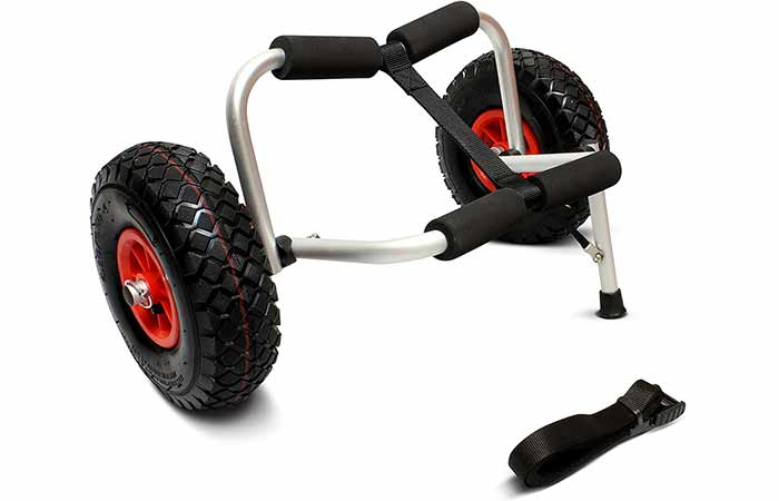 ABN Universal Wheel Carrier