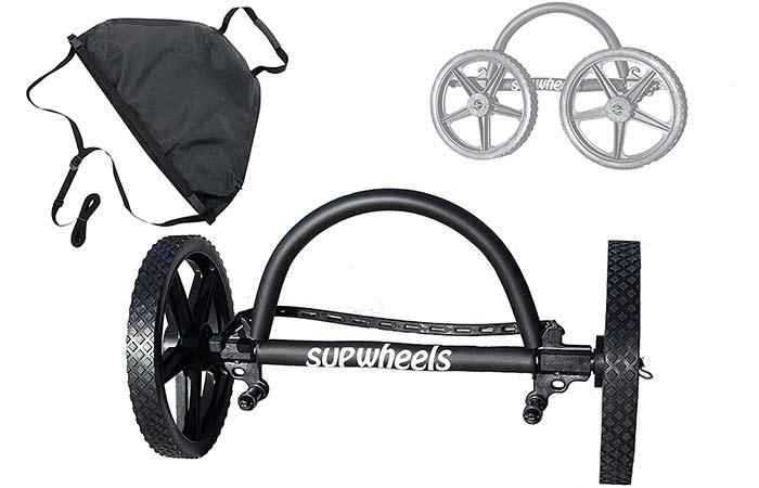 Bike trailer Kit