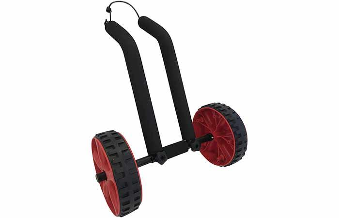 COR Surf Adjustable wheels for SUPs