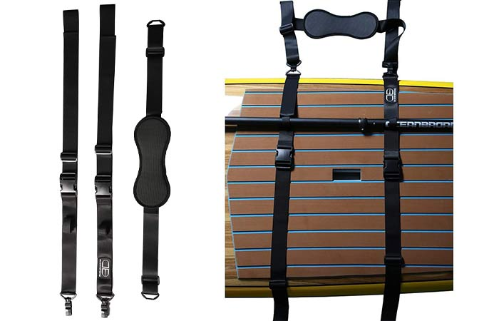 Oceanboard SUP carry Straps/Sling