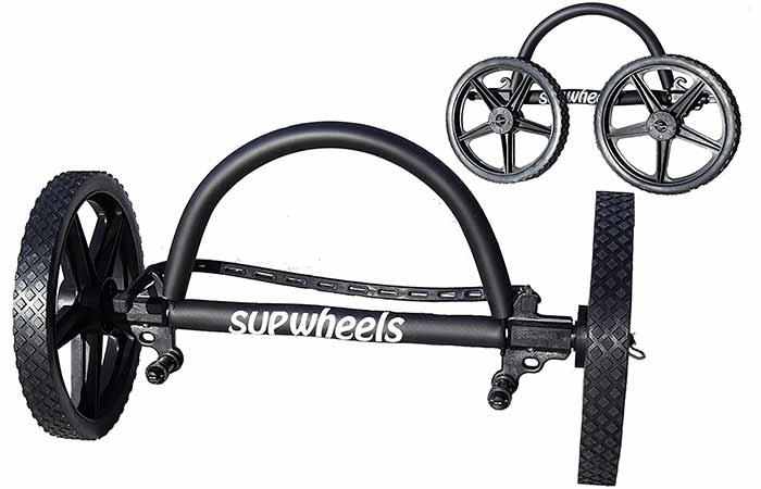 SUP wheels Evolution